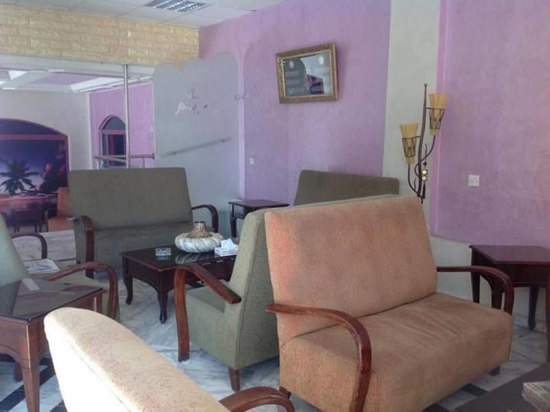 Отель Dream Hotel Aqaba Акаба