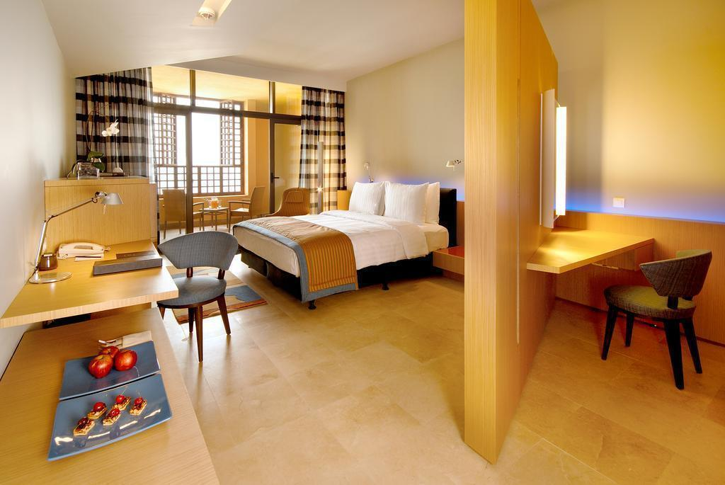 Отель Kempinski Ishtar Dead Sea Hotel Иордания Мертвое море