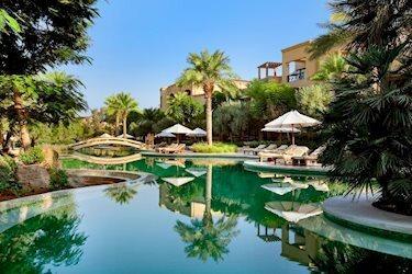 Kempinski Ishtar Dead Sea Hotel 5*, Иордания, Мертвое море