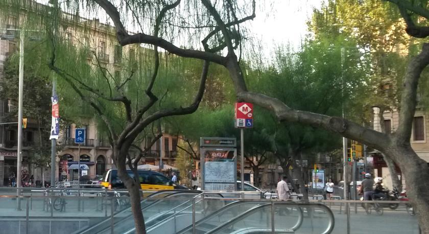 Sansi Diputacio Испания Барселона