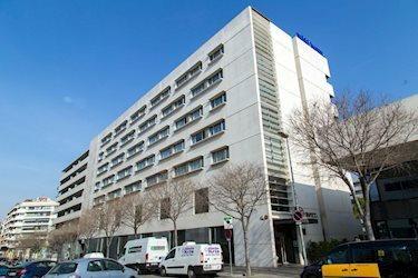 Eurohotel Diagonal Port 4*, Испания, Барселона