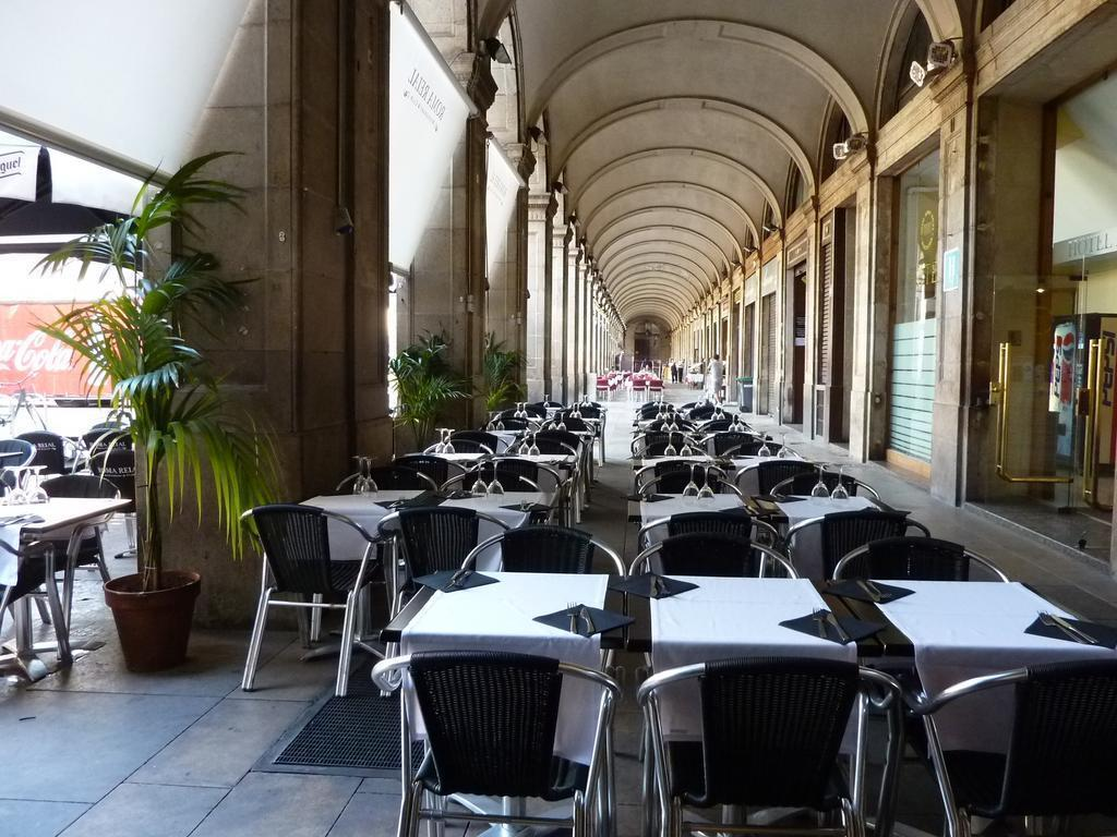 Отель Roma Reial Испания Барселона