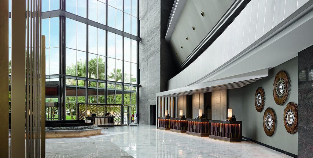 Отель Fairmont Rey Juan Carlos I Испания Барселона