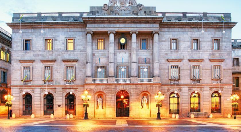 Отель Dalia Ramblas Испания Барселона