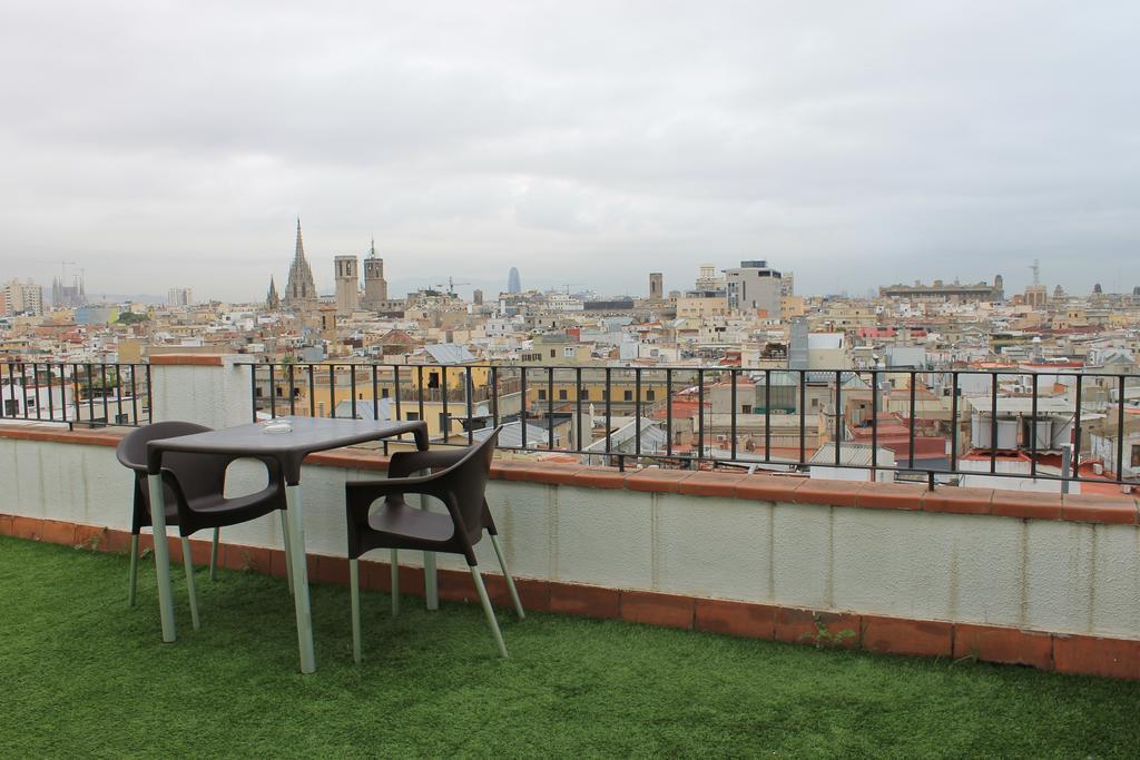 Отель Rivoli Ramblas Барселона