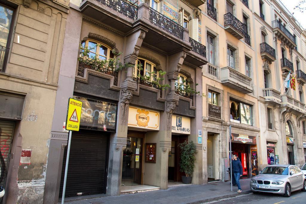 Фото Rivoli Ramblas Барселона