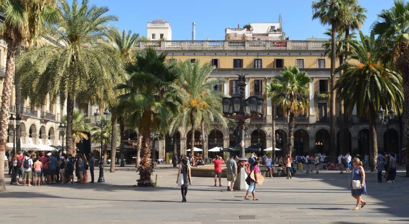 Отель Rivoli Ramblas Испания Барселона