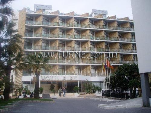 Фото Hotel Alay 4*