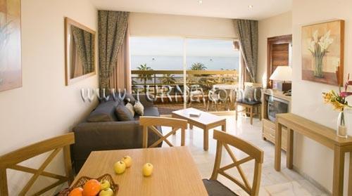 Фото Hotel Apartamentos Sunset Beach 4*