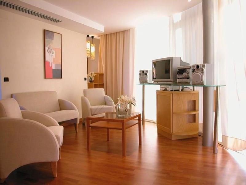 Отель Gran Hotel Bali Испания Бенидорм