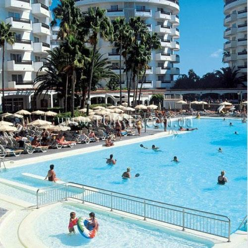 Отель Riu Waikiki Испания Гран Канария
