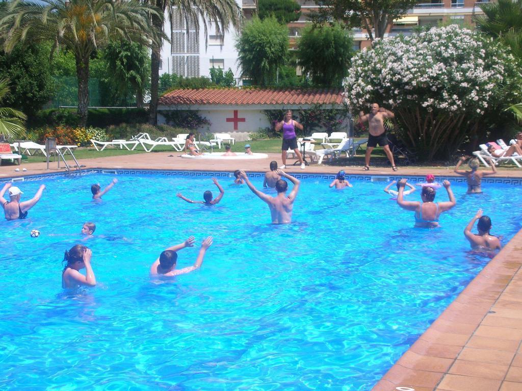 Отель Samba Испания Коста Брава