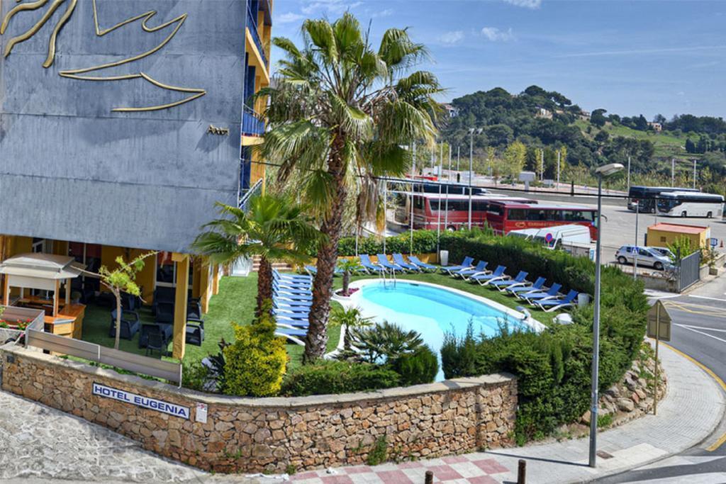 Отель Santa Cristina Hotel Коста Брава