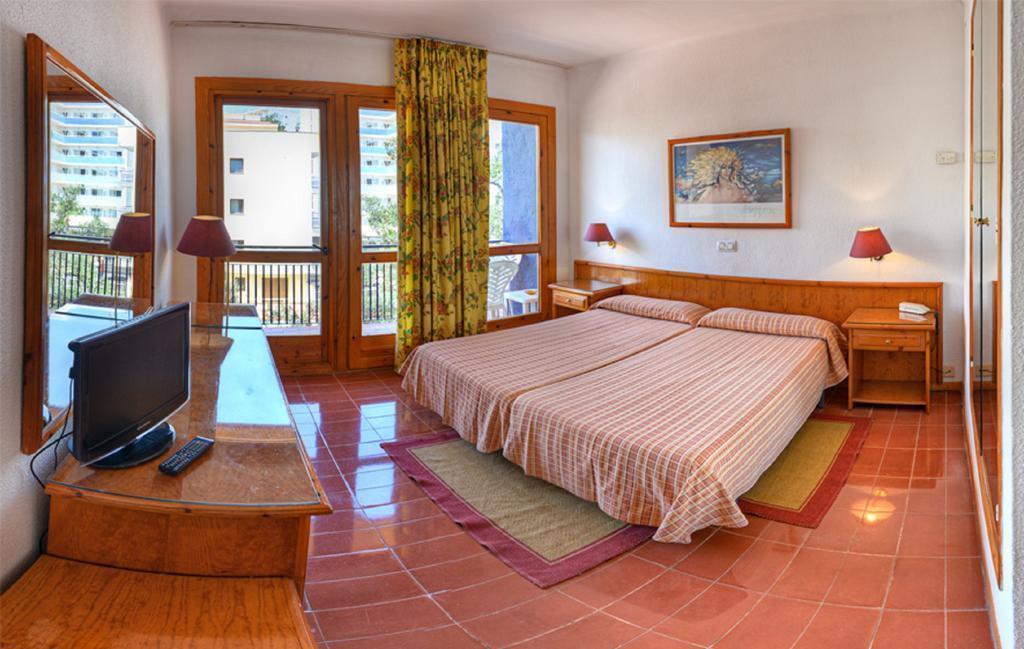 Отель Santa Cristina Hotel Испания Коста Брава