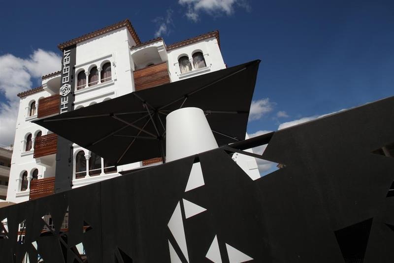 Отель THE ELEMENT (ex. The Element Hotel) Коста Дорада