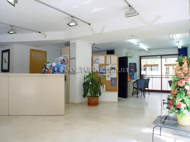 Отель Villa Dorada Apartments Испания Коста Дорада