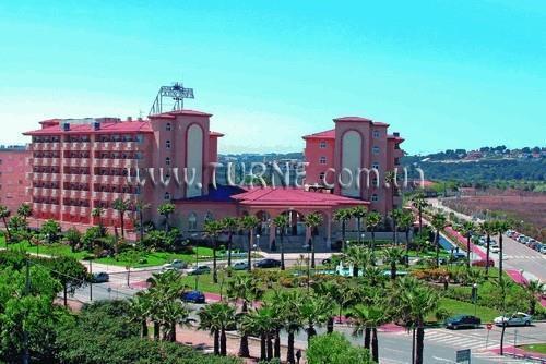 Gran Hotel La Hacienda Ла Пинеда