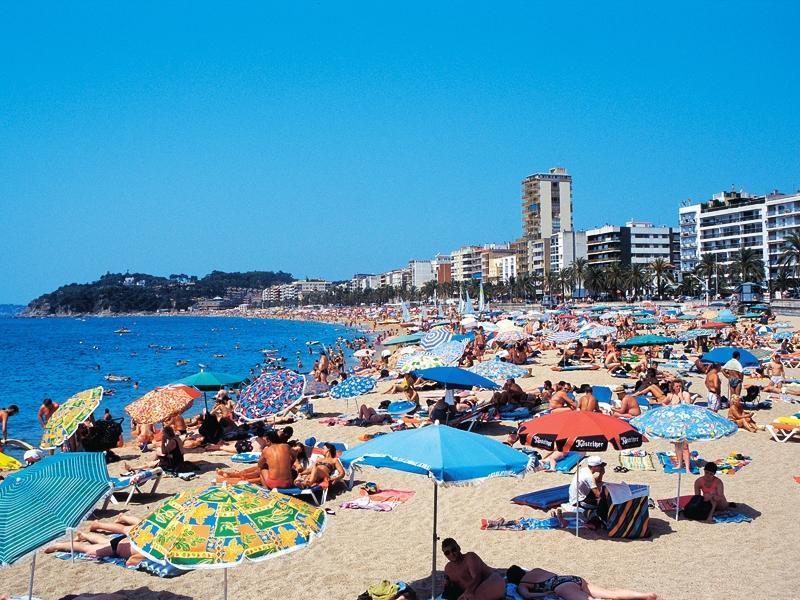 Отель Copacabana-Lloret Испания Лорет-де-Мар