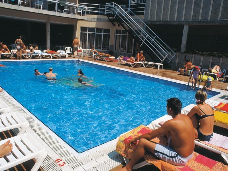 Отель Copacabana-Lloret Лорет-де-Мар