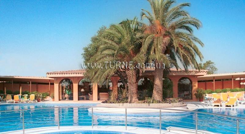 Отель Luna Park Испания Малграт Де Мар