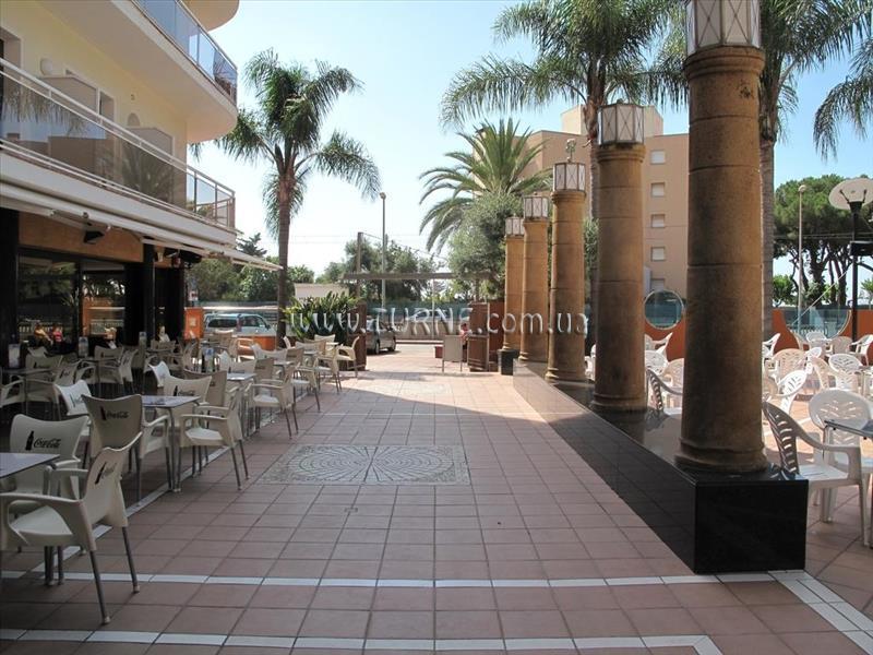 Отель Reymar Hotel Малграт Де Мар