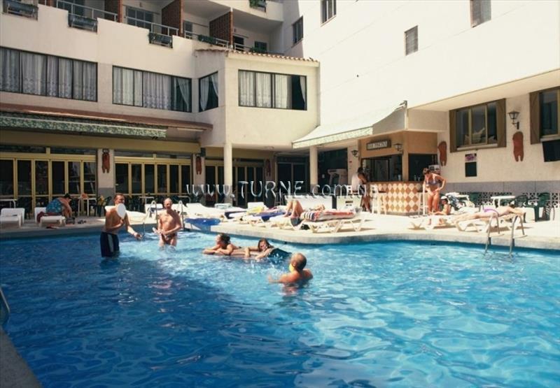 Отель Santa Monica Испания о. Майорка