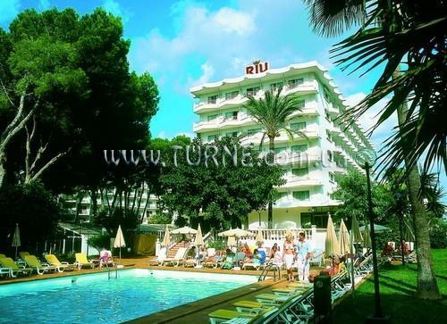 Отель Riu Festival Испания о. Майорка