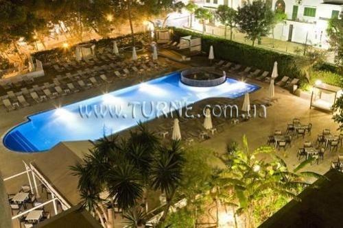 Отель Robinson Club Cala Serena о. Майорка