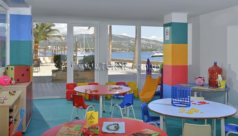 Отель Intertur Hawaii Mallorca Пальма Нова