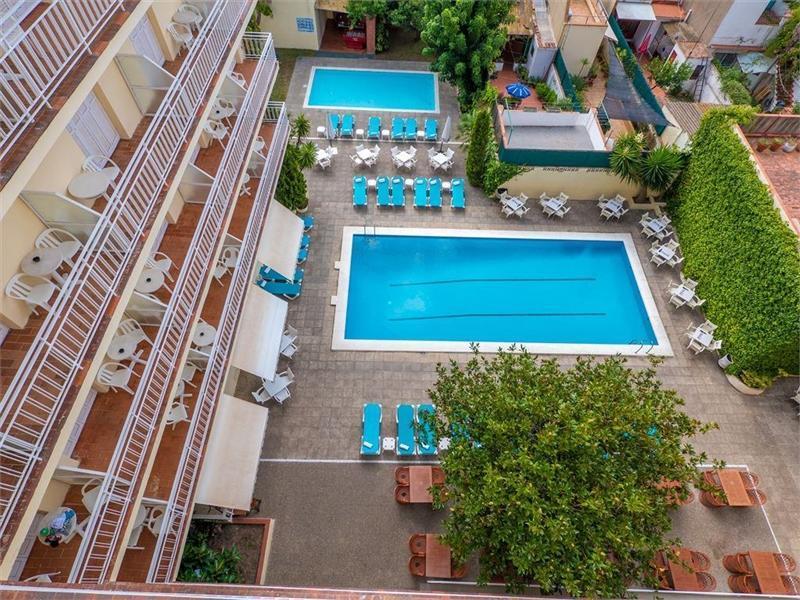 Отель Checkin Pineda (ex. Koppers) Испания Пинеда де Мар