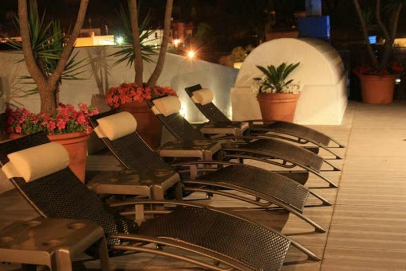 Отель Hotel Checkin Montpalau Пинеда де Мар