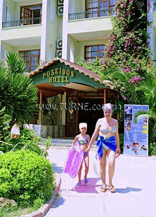 Фото Belpoint Beach Hotel (ex. Club Hotel Poseidon) 3*