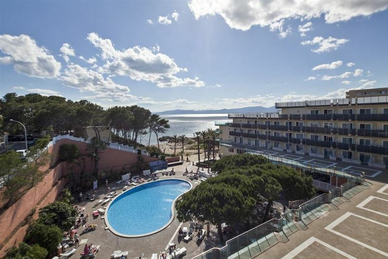 Отель Best Cap Salou Испания Салоу