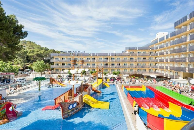 Отель Best Cap Salou Салоу