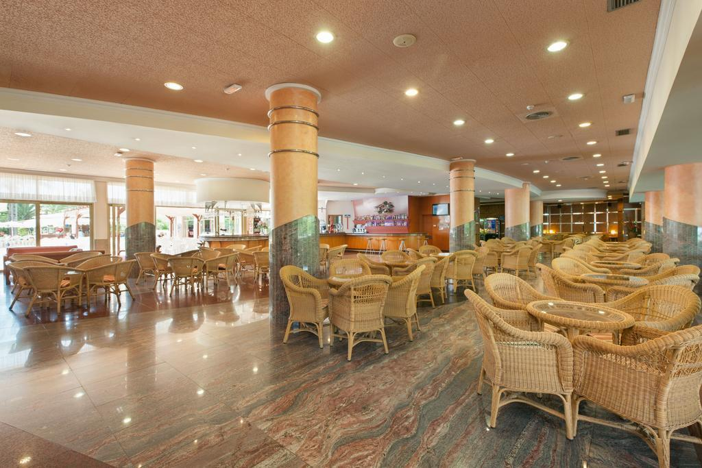 Отель Dorada Palace Испания Салоу