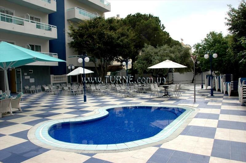 Отель Santa Monica Playa Испания Салоу