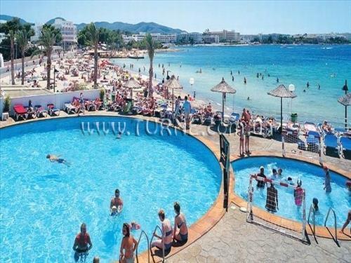 Фото Hotel Hawaii Ibiza 3*