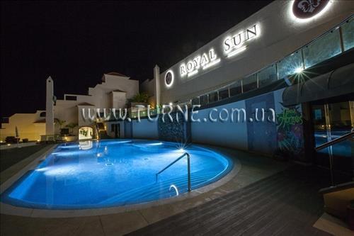 Отель Royal Sun Тенерифе