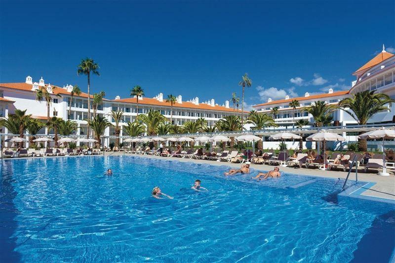 Отель Riu Arecas Испания Тенерифе