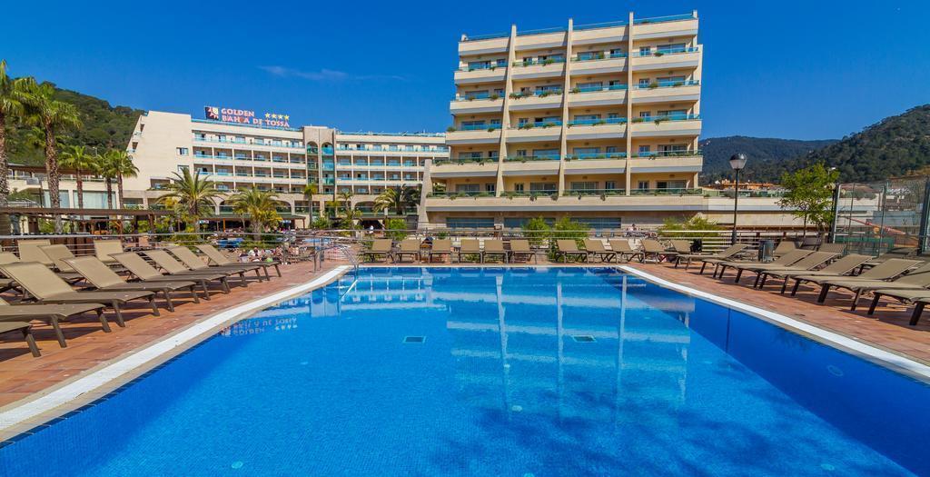 Отель Golden Bahia De Tossa Испания Тосса Де Мар