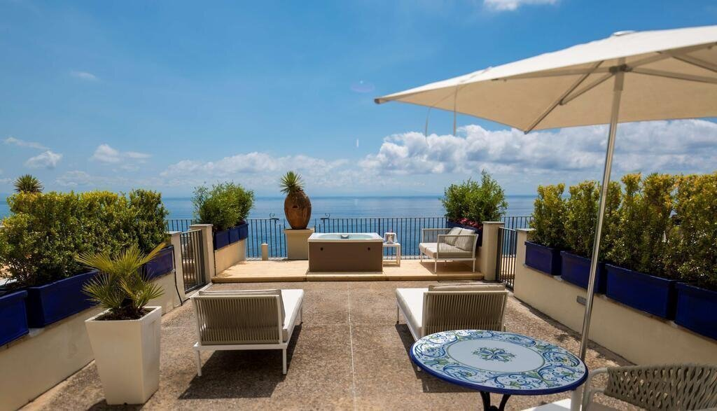 Фото Grand Hotel Convento di Amalfi 5*
