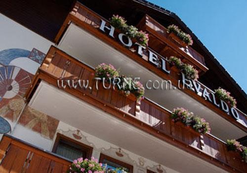 Фото Hotel Evaldo Arabba 3*