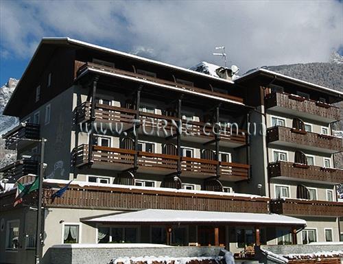 Отель Baita Dei Pini Бормио