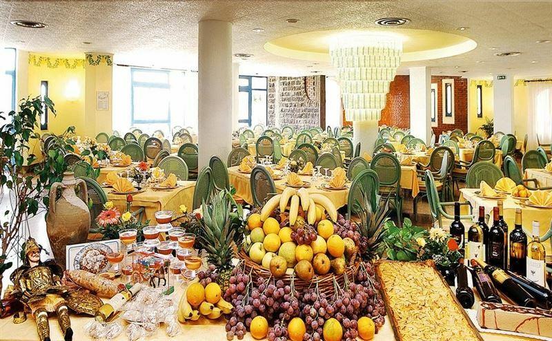 Отель Villa Athena Джардини-Наксос