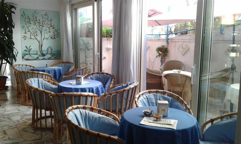Отель Villa Athena Италия Джардини-Наксос