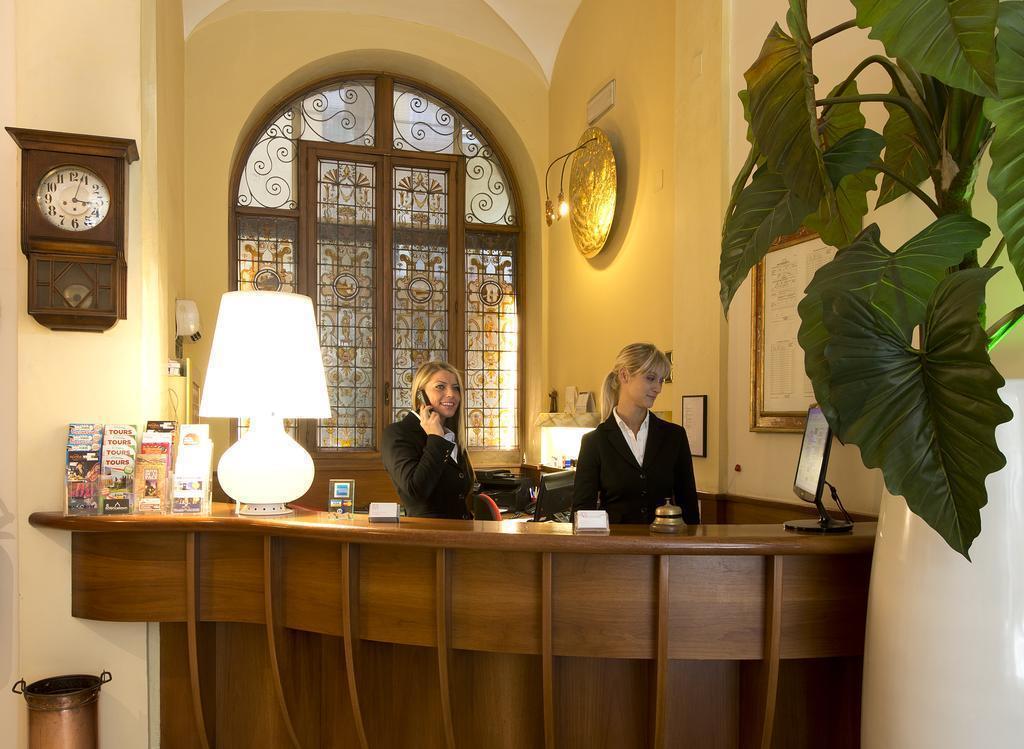 Отель De La Pace Флоренция