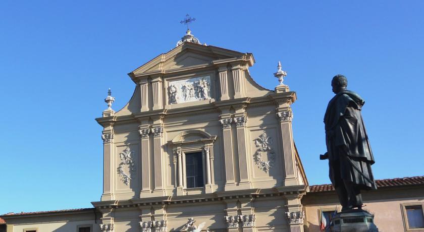 Отель De La Pace Италия Флоренция