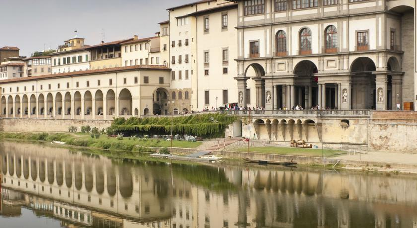 Отель Degli Orafi Италия Флоренция