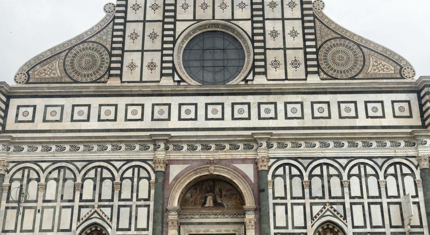 Отель Unicorno Италия Флоренция