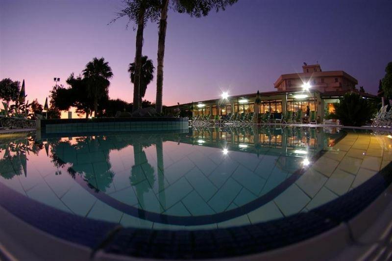 Отель Hotel Residence Sciaron Капо Ватикано